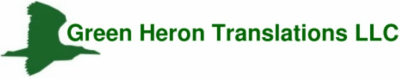 Green Heron Translations LLC